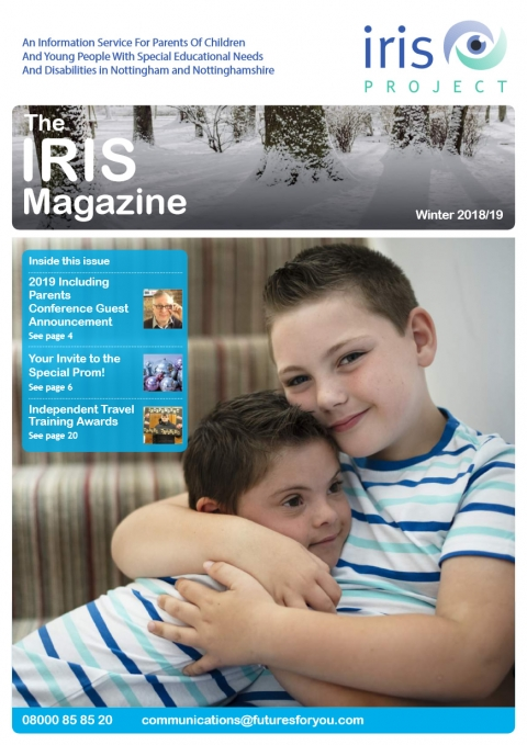 IRIS Magazine | January 2019 cover image